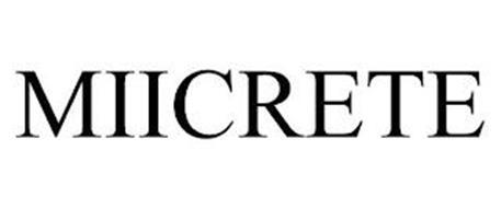 MIICRETE