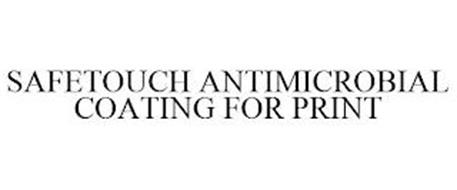 SAFETOUCH ANTIMICROBIAL COATING FOR PRINT