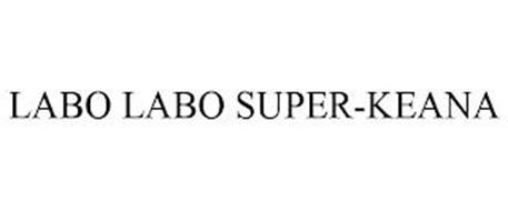 LABO LABO SUPER-KEANA