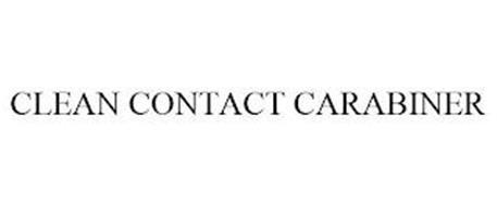 CLEAN CONTACT CARABINER