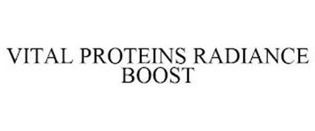 VITAL PROTEINS RADIANCE BOOST