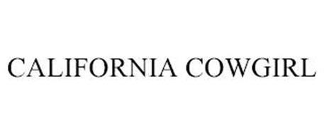 CALIFORNIA COWGIRL