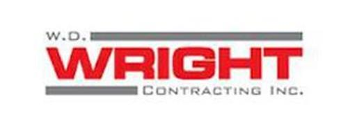 W.D. WRIGHT CONTRACTING INC.