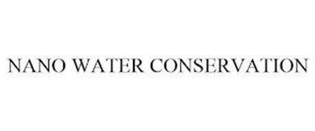 NANO WATER CONSERVATION