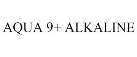 AQUA 9+ ALKALINE