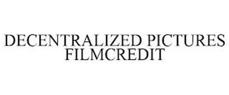 DECENTRALIZED PICTURES FILMCREDIT