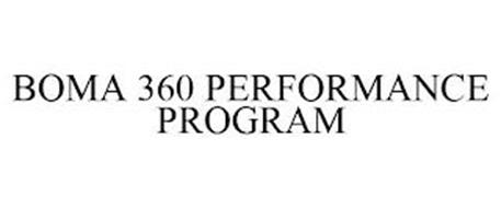 BOMA 360 PERFORMANCE PROGRAM