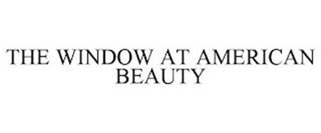 THE WINDOW AT AMERICAN BEAUTY