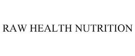 RAW HEALTH NUTRITION