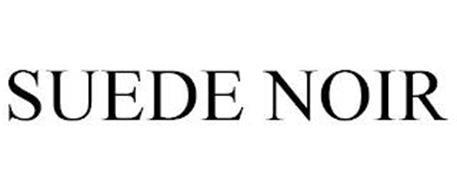 SUEDE NOIR