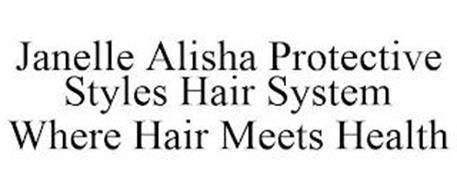 JANELLE ALISHA PROTECTIVE STYLES HAIR SYSTEM WHERE HAIR MEETS HEALTH