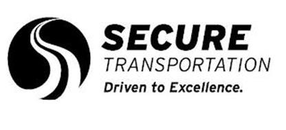 S SECURE TRANSPORTATION DRIVEN TO EXCELLENCE.