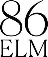 86 ELM