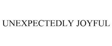 UNEXPECTEDLY JOYFUL