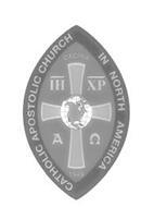 CATHOLIC APOSTOLIC CHURCH IN NORTH AMERICA CACINA IX XP 1949