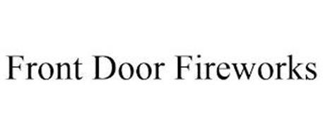 FRONT DOOR FIREWORKS