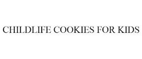 CHILDLIFE COOKIES FOR KIDS