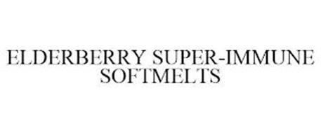 ELDERBERRY SUPER-IMMUNE SOFTMELTS