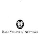 RARE VIOLINS OF NEW YORK