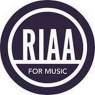 RIAA FOR MUSIC