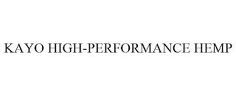 KAYO HIGH-PERFORMANCE HEMP