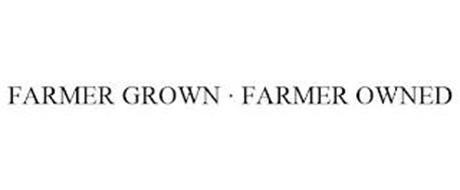 FARMER GROWN · FARMER OWNED