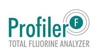 PROFILER F TOTAL FLUORINE ANALYZER