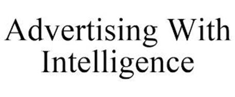 ADVERTISING WITH INTELLIGENCE