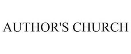 AUTHOR'S CHURCH