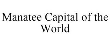 MANATEE CAPITAL OF THE WORLD