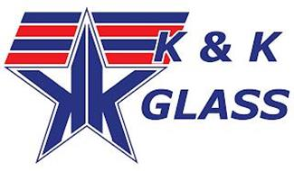 KK K & K GLASS