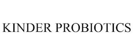 KINDER PROBIOTICS