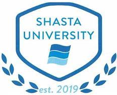 SHASTA UNIVERSITY EST. 2019