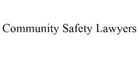COMMUNITY SAFETY LAWYERS