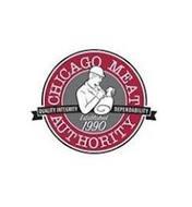 CHICAGO MEAT AUTHORITY QUALITY INTEGRITY DEPENDABILITY ESTABLISHED 1990