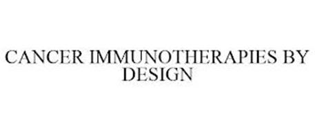 CANCER IMMUNOTHERAPIES BY DESIGN