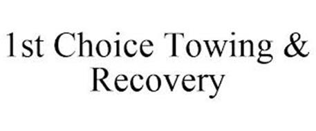 1ST CHOICE TOWING & RECOVERY