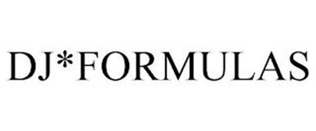 DJ*FORMULAS