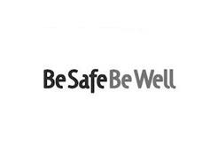 BE SAFE BE WELL