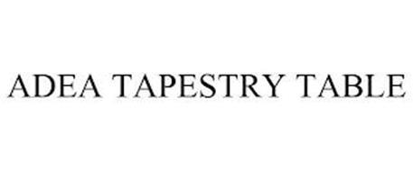 ADEA TAPESTRY TABLE