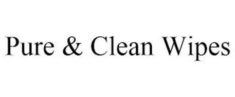 PURE & CLEAN WIPES