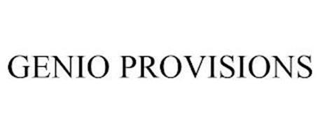 GENIO PROVISIONS
