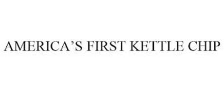 AMERICA'S FIRST KETTLE CHIP