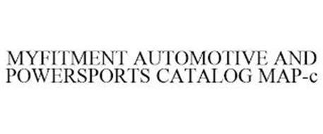 MYFITMENT AUTOMOTIVE AND POWERSPORTS CATALOG MAP-C
