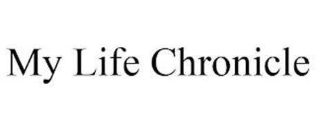 MY LIFE CHRONICLE
