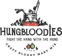 HUNGBLOODIES FIGHT THE HANG WITH THE HUNG CRAFT BLOODY MARY MIX