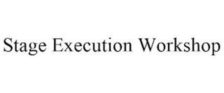 STAGE EXECUTION WORKSHOP