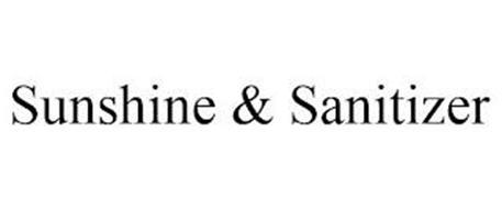 SUNSHINE & SANITIZER