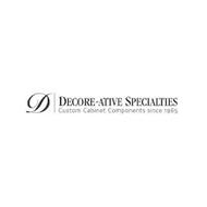 D DECORE-ATIVE SPECIALTIES CUSTOM CABINET COMPONENTS SINCE 1965