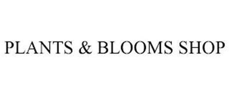 PLANTS & BLOOMS SHOP